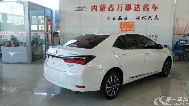 丰田卡罗拉 2017款 1.8L 自动 旗舰版改款 (国Ⅴ)