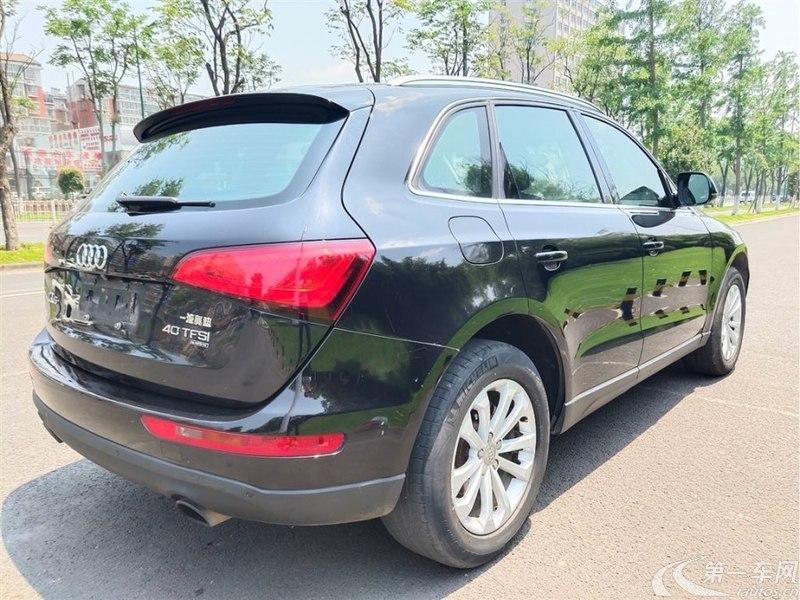 奥迪Q5 2013款 2.0T 自动 四驱 汽油 技术型 (国Ⅳ)