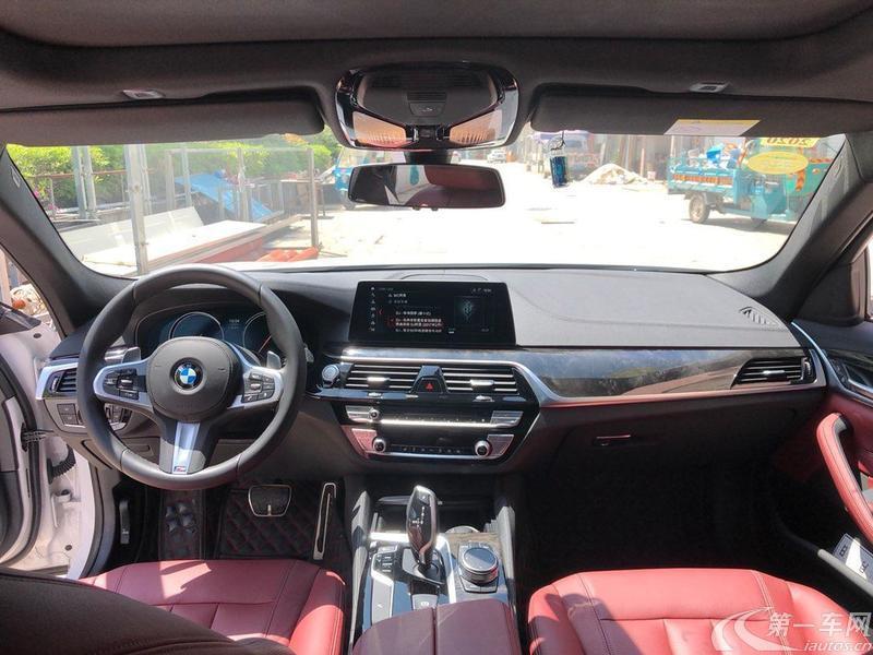 宝马530Li 2018款 2.0T 自动 汽油 xDrive-M运动套装改款 (国Ⅴ)