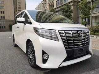 丰田埃尔法 3.5L 自动 Executive欧规版平行进口
