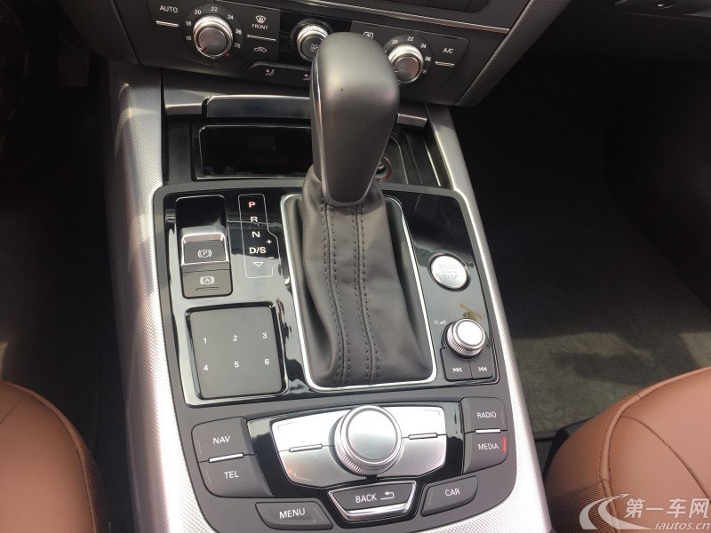 奥迪A6L 30FSI 2017款 2.5L 自动 技术型 (国Ⅴ)
