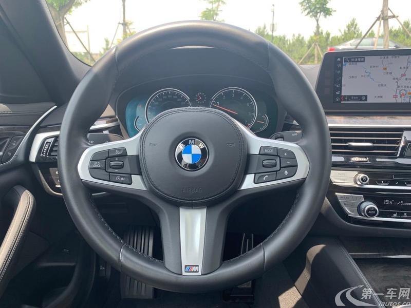 宝马5系 530Li 2018款 2.0T 自动 汽油 xDrive-M运动套装改款 (国Ⅵ)