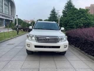 丰田兰德酷路泽 4.0L 自动 GX-R