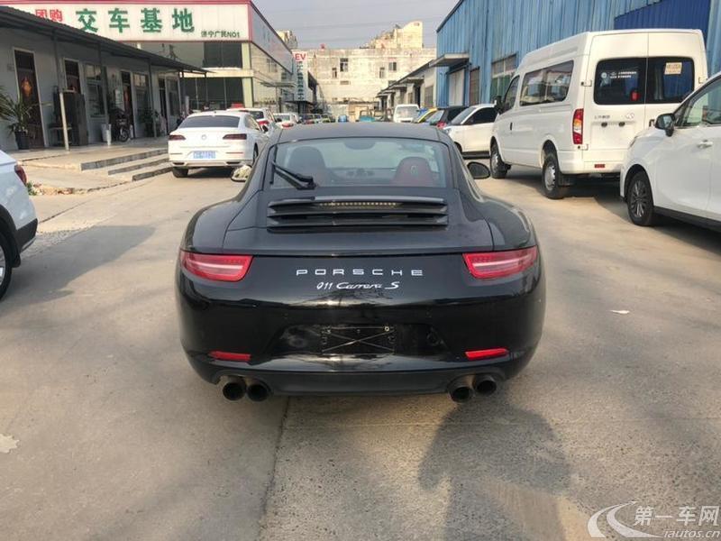 保时捷911 [进口] 2013款 3.4L 自动 Carrera-4