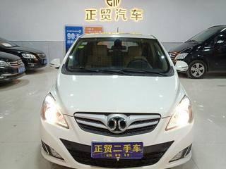 北京汽车E系 1.5L 自动 乐尚版