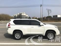 丰田普拉多 [进口] 2016款 4.0L 自动 四驱 高配中东版平行进口