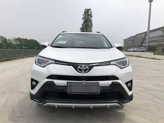 丰田RAV4 荣放 2.0L 自动 新锐版