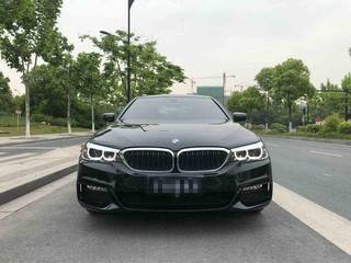 宝马5系 530Li 2018款 2.0T 自动 汽油 xDrive豪华套装改款 (国Ⅵ)