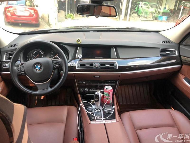 宝马5系GT 535i [进口] 2015款 3.0T 自动 汽油 领先型