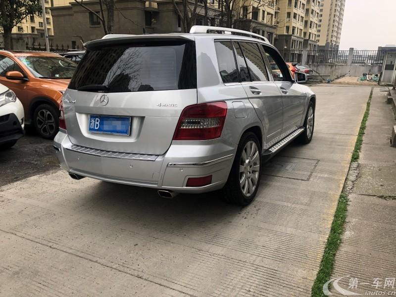 奔驰GLK GLK300 2011款 3.0L 自动 汽油 动感型 (国Ⅳ)