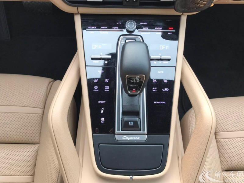 保时捷Cayenne [进口] 2018款 3.0T 自动 四驱 汽油