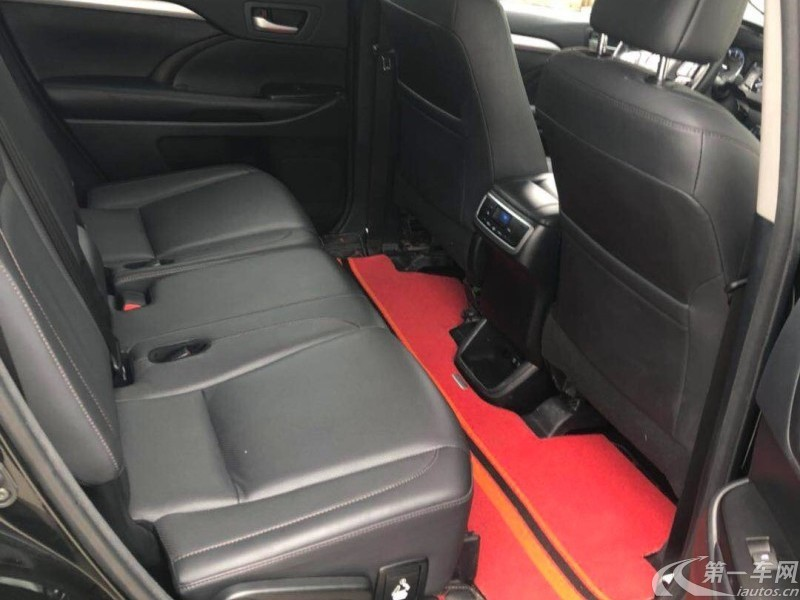 丰田汉兰达 2018款 2.0T 自动 四驱 至尊版 (国Ⅴ)