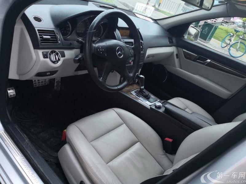 奔驰C级 C200 2011款 1.8T 自动 时尚型 (国Ⅳ)