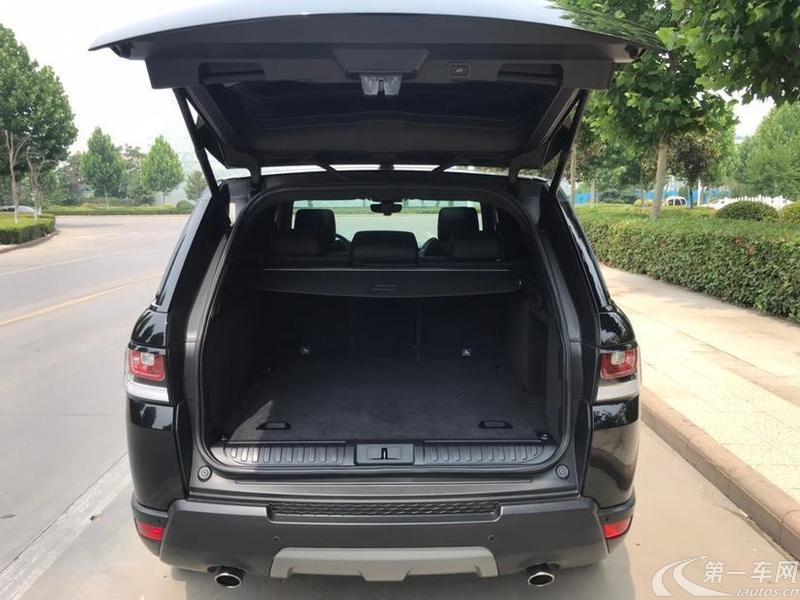 路虎揽胜运动版 [进口] 2017款 3.0T 自动 四驱 SE