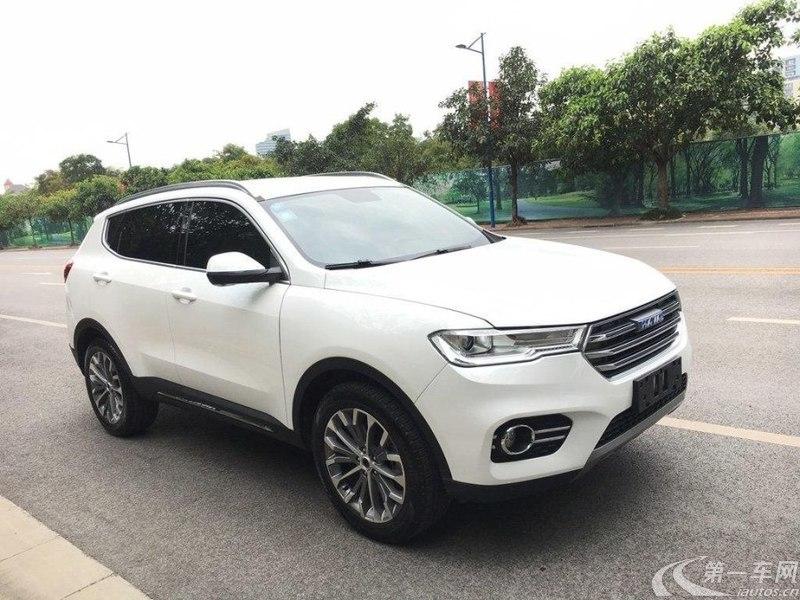 长城哈弗H6 蓝标 2017款 2.0T 自动 前驱 智尚型 (国Ⅴ)