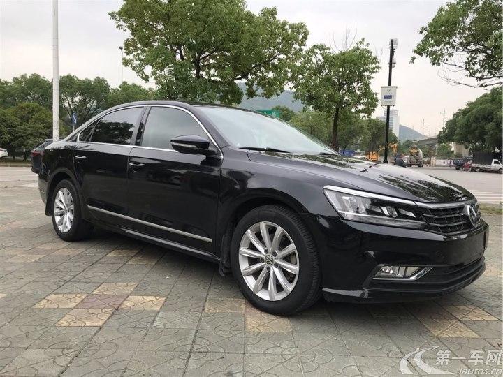 大众帕萨特 2017款 1.4T 自动 汽油 280TSI尊荣版 (国Ⅴ)