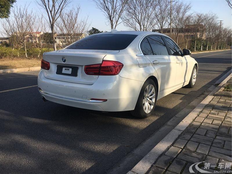 宝马3系 318i 2017款 1.5T 自动 汽油 时尚型 (国Ⅴ)