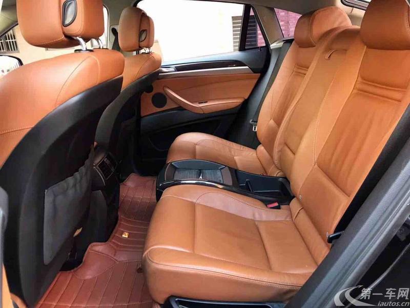 宝马X6 35i [进口] 2011款 3.0T 自动 四驱 汽油 豪华型