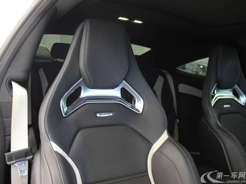 奔驰C63 [进口] 2016款 4.0T 自动 S