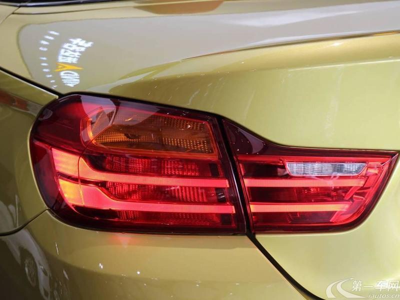 宝马M4 双门轿跑车 [进口] 2018款 3.0T 自动 车迷限量版