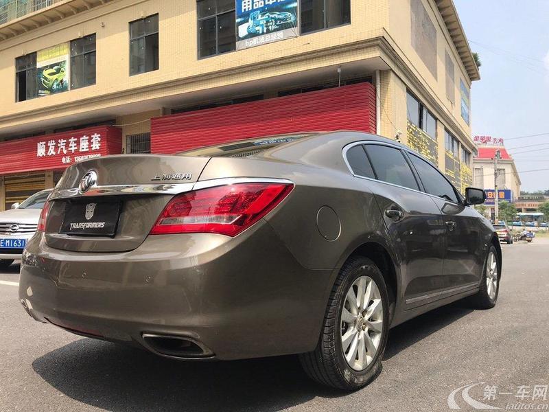 别克君越 2013款 2.4L 自动 豪华舒适型 (国Ⅴ)