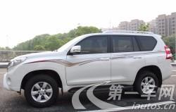 丰田普拉多 2700 [进口] 2016款 2.7L 自动 四驱 科威特版