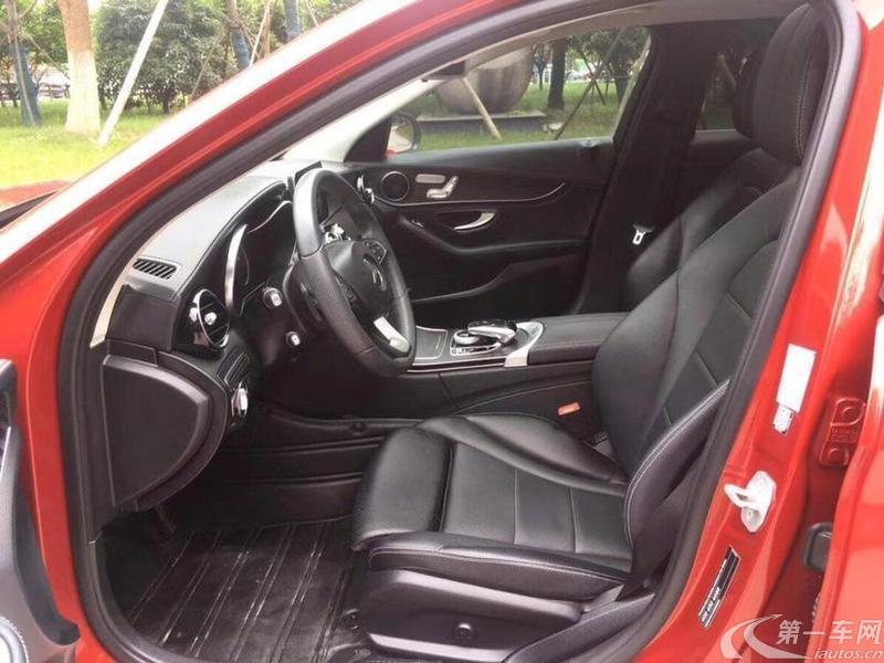 奔驰C级 C200L 2015款 2.0T 自动 运动型 (国Ⅴ)
