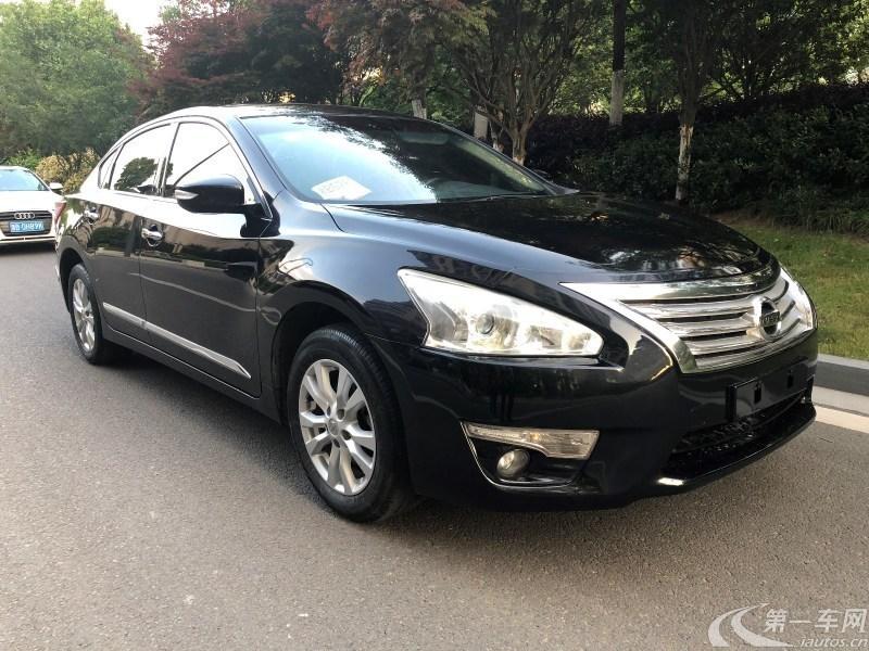 日产天籁 2015款 2.0L 自动 XL-Sporty欧冠运动版 (国Ⅴ)