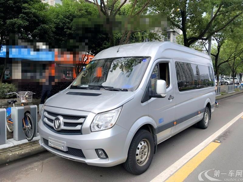 福田图雅诺 2015款 2.8T 手动 长轴商旅版 (国Ⅴ)