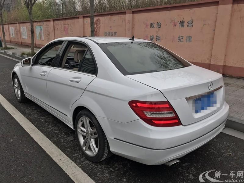 奔驰C260 2013款 1.8T 自动 时尚型Grand Edition (国Ⅳ)