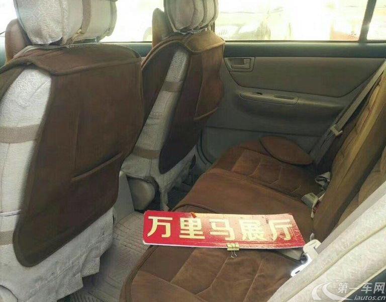 比亚迪F3 2012款 1.5L 手动 豪华型 (国Ⅴ)