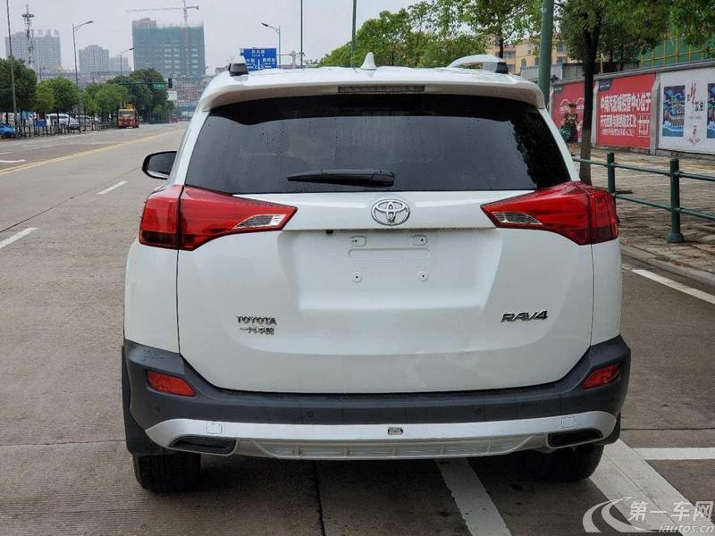 丰田RAV4 2016款 2.0L 自动 前驱 风尚版 (国Ⅴ)
