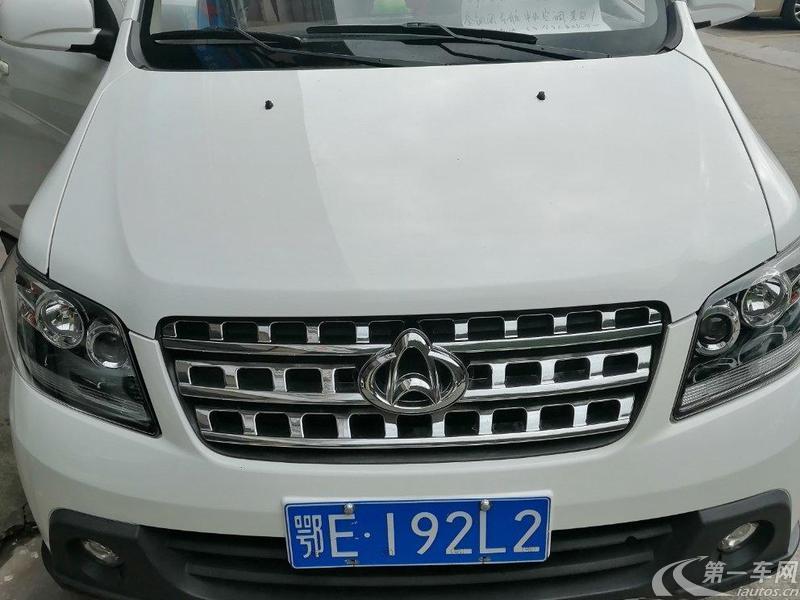 长安欧诺 2015款 1.5L 手动 7座 精英型 (国Ⅴ)