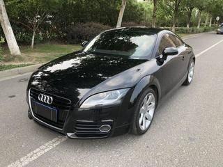 奥迪TT 2.0T 黑色旋风版
