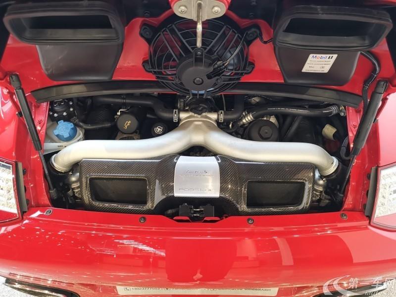 保时捷911敞篷 [进口] 2013款 3.8L 自动 Carrera-4S