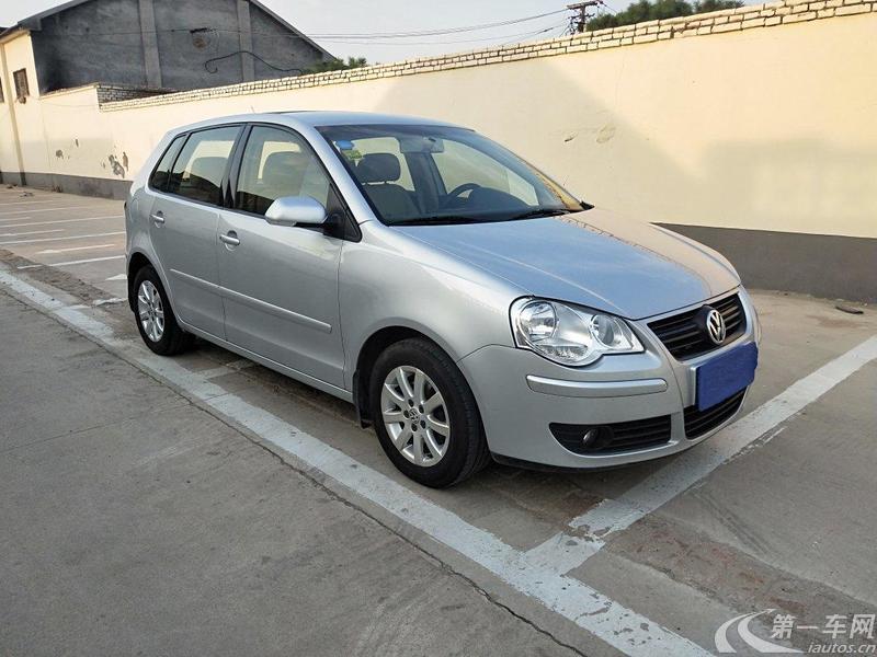 大众POLO 2011款 1.4L 手动 5门5座两厢车 致乐版 (国Ⅳ)