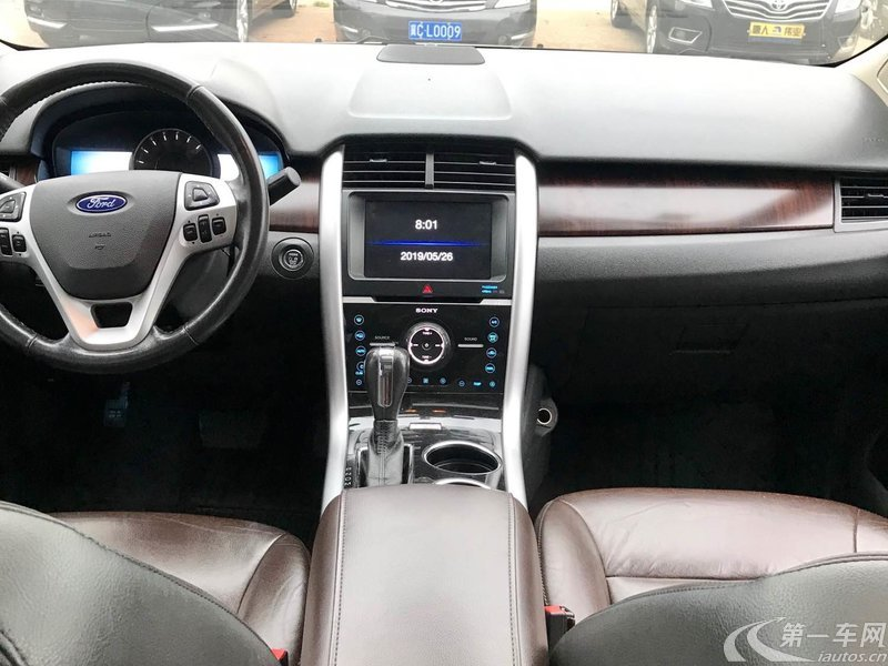 福特锐界 [进口] 2012款 3.5L 自动 四驱 尊锐型