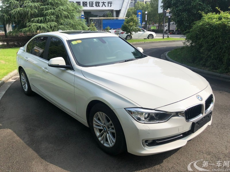 宝马3系 320Li 2015款 2.0T 自动 汽油 时尚型 (国Ⅴ)