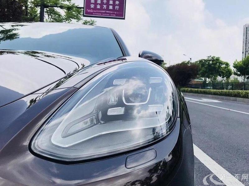 保时捷Panamera [进口] 2017款 3.0T 自动 汽油 行政加长版