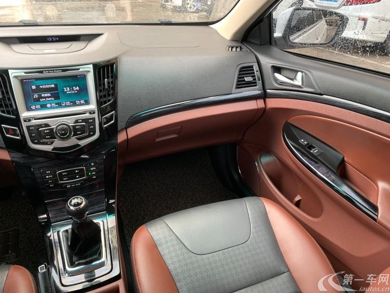 比亚迪速锐 2015款 1.5L 手动 舒适型 (国Ⅳ)