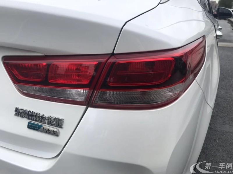 起亚K5 2019款 2.0L 自动 豪华版 (国Ⅵ)