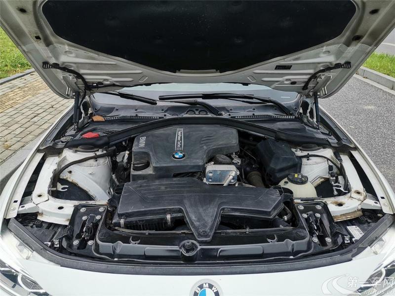 宝马3系 320Li 2016款 2.0T 自动 汽油 时尚型 (国Ⅴ)