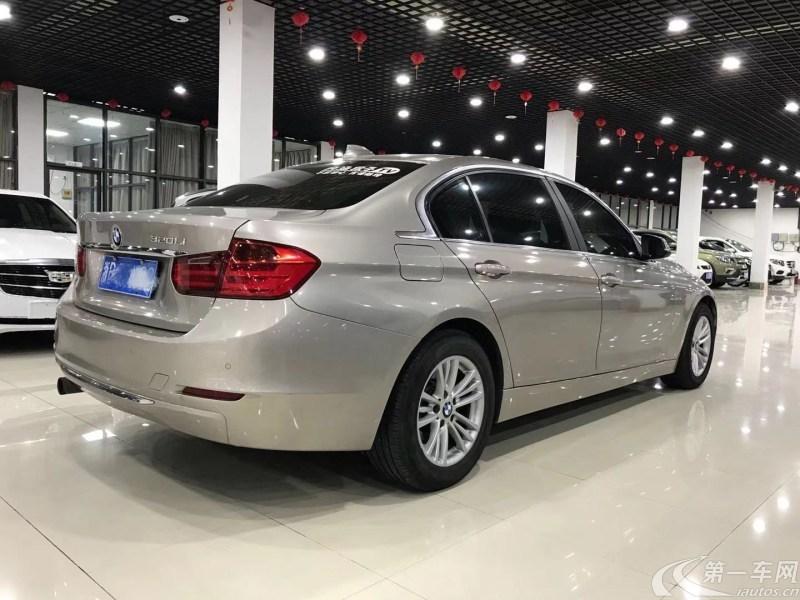 宝马3系 320i 2013款 2.0T 自动 汽油 进取型 (国Ⅳ)