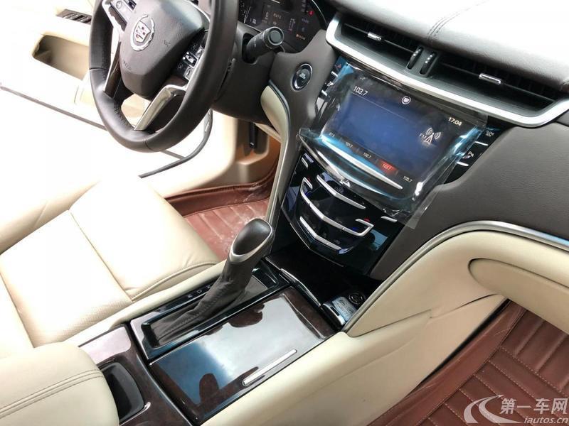 凯迪拉克XTS 2014款 2.0T 自动 28T舒适型 (国Ⅴ)