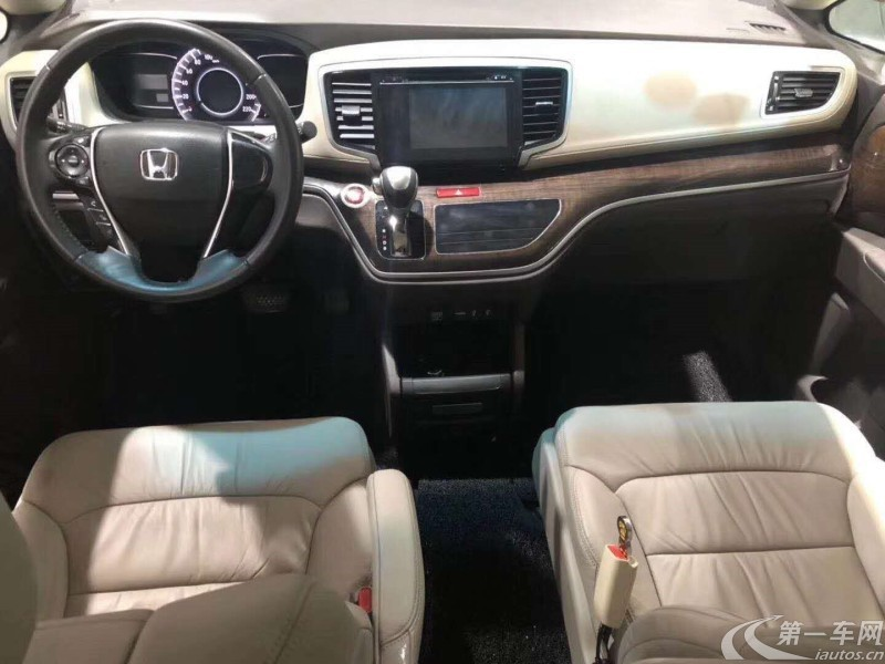 本田奥德赛 2017款 2.4L 自动 7座 豪华版 (国Ⅴ)