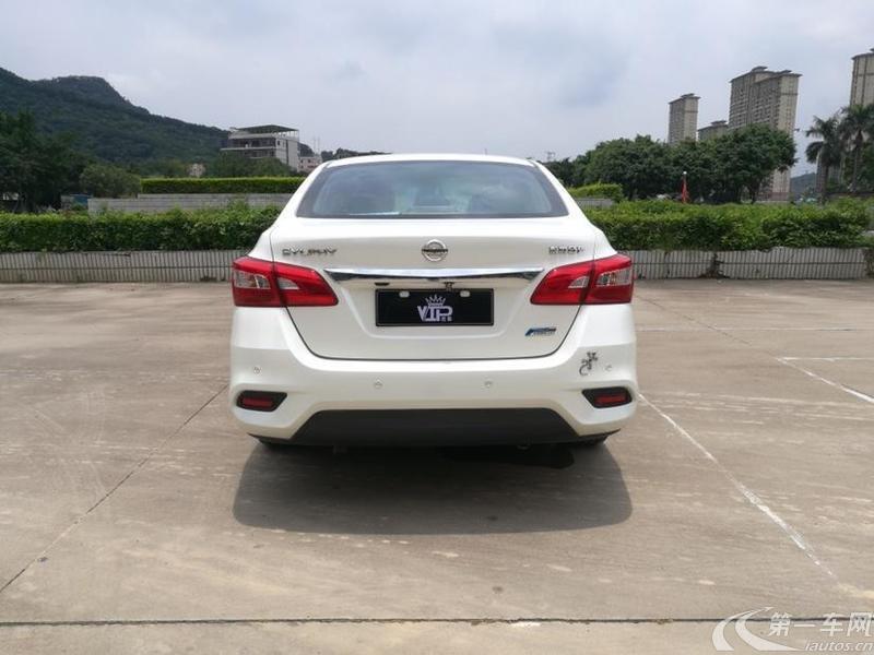 日产轩逸 2016款 1.6L 自动 XL尊享版 (国Ⅴ)