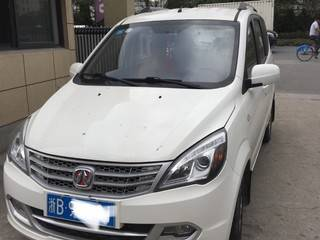 北京汽车威旺M20 1.5L 手动 时尚型