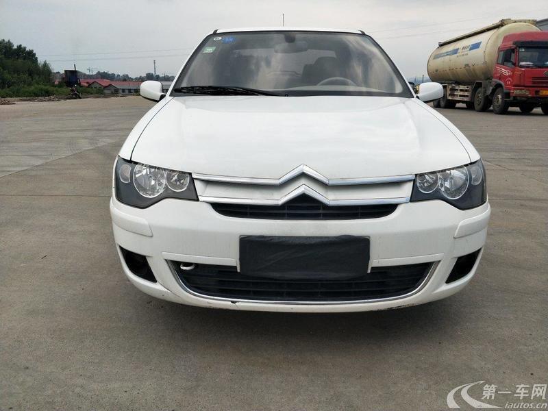 雪铁龙爱丽舍 2014款 1.6L 手动 4门5座三厢车 舒适型 (国Ⅴ)