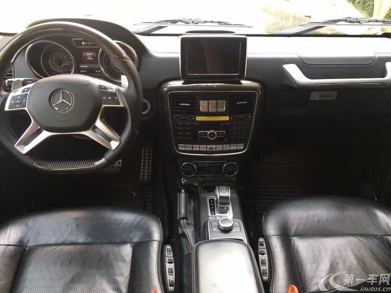 奔驰G63 [进口] 2013款 5.5T 自动