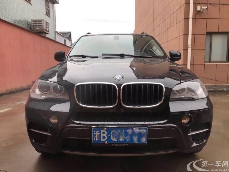 宝马X5 [进口] 2011款 3.0T 自动 四驱 汽油 豪华型